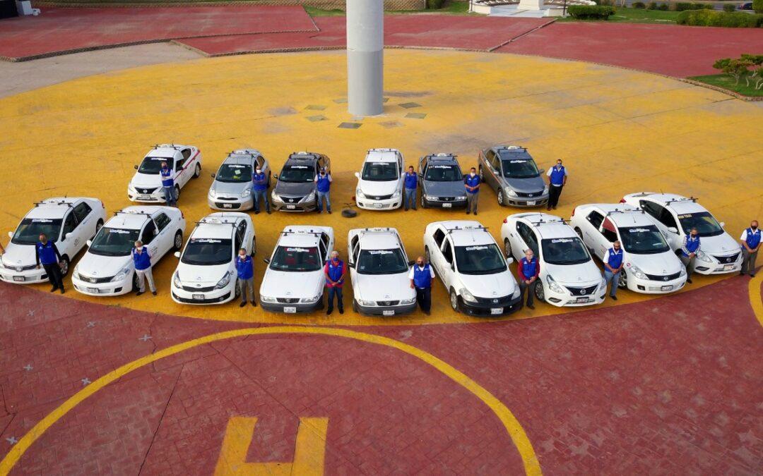 Surgen las App´s Nexi y Nexivoy a nivel nacional para taxistas