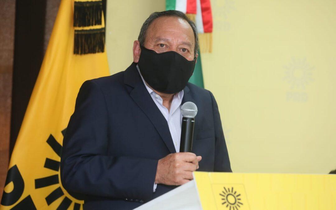 PRD respalda a Corte sobre  inconstitucionalidad de consulta vs ex presidentes