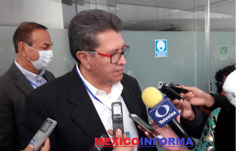 Reforma para someter a  legalidad al INE y TRIFE: Monreal