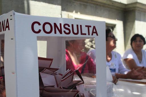 Solicita INE más presupuesto para organizar Consulta Popular