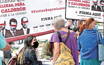 Aprueban Diputados  Consulta Popular para juicio a actores políticos