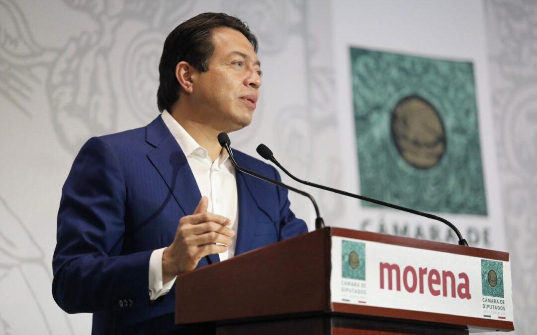 En Ley de Ingresos no habrá aumento de impuestos: Mario Delgado