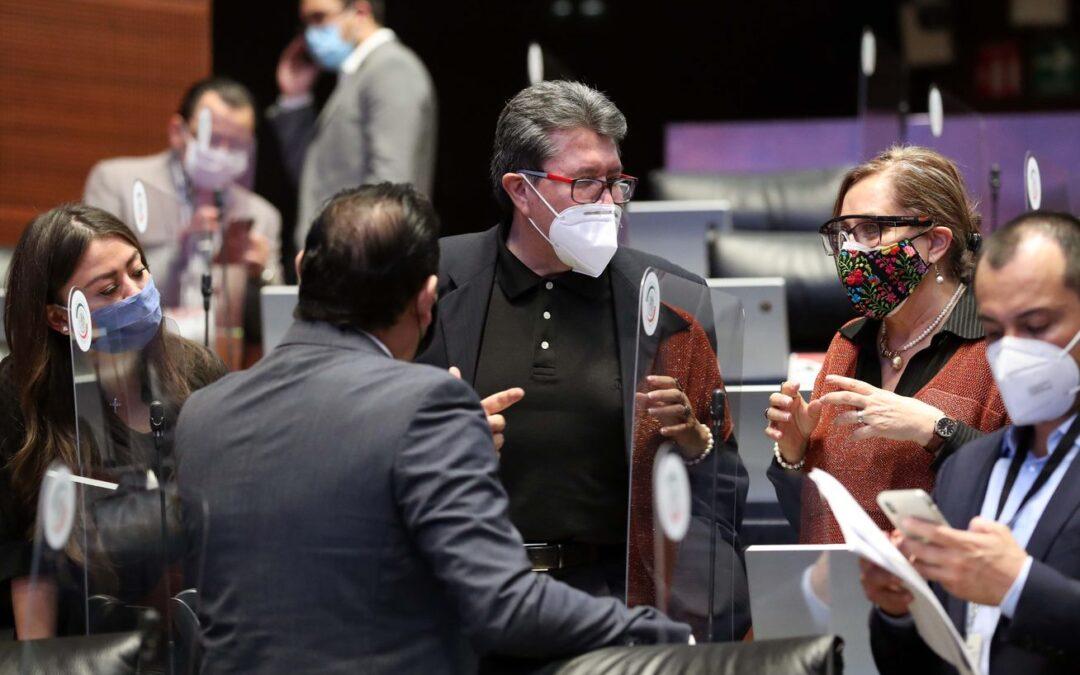 Con reforma, Morena va por defensa del sector eléctrico nacional: Monreal