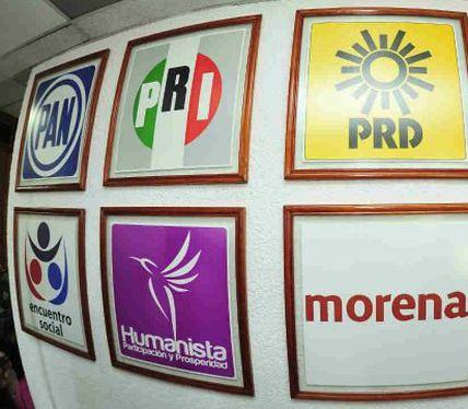 Ordena INE a 20 emisoras de radio y tv retirar cortinillas  de los partidos políticos