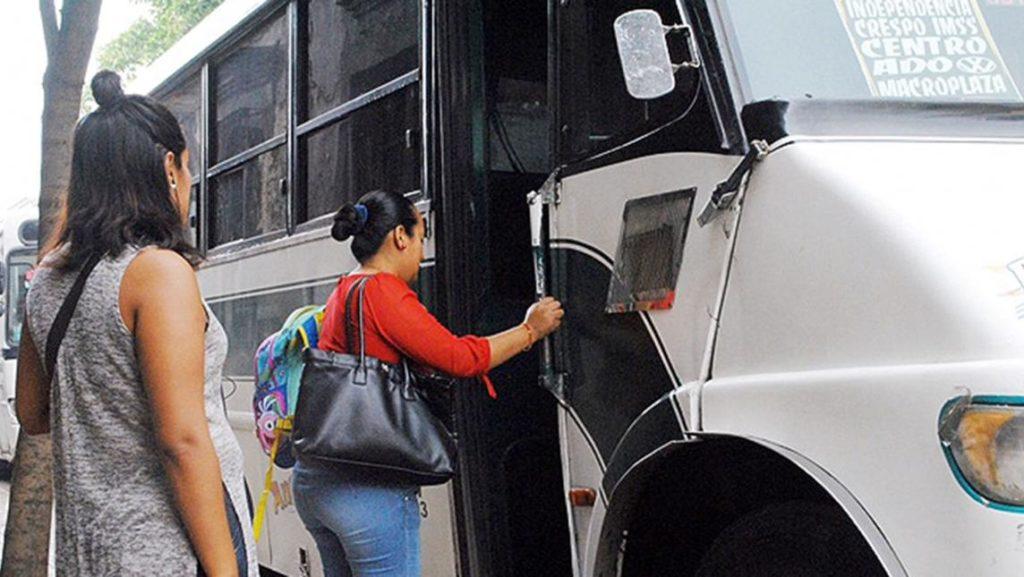 Piden protocolos de seguridad para mujeres en transporte