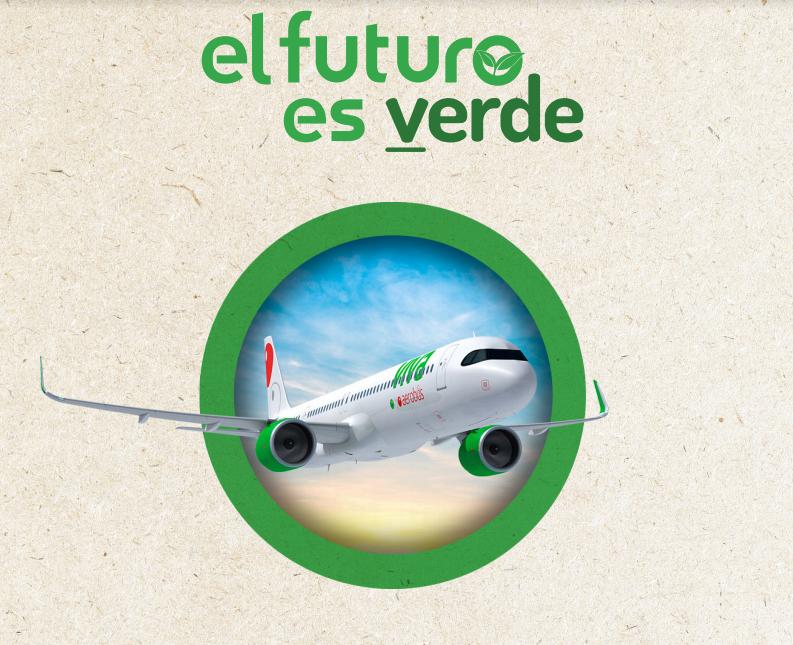Presenta Viva Aerobus su cultura ambiental El Futuro es Verde