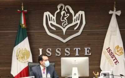 Invertirá ISSSTE 7 mil 280 mdp en obra  y equipamiento de unidades médicas