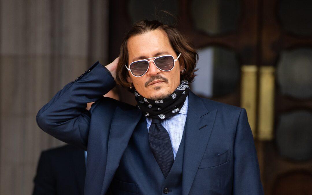 Johnny Depp perdió el juicio contra The Sun