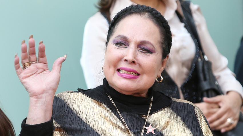 Fallece Flor Silvestre en su rancho de Zacatecas