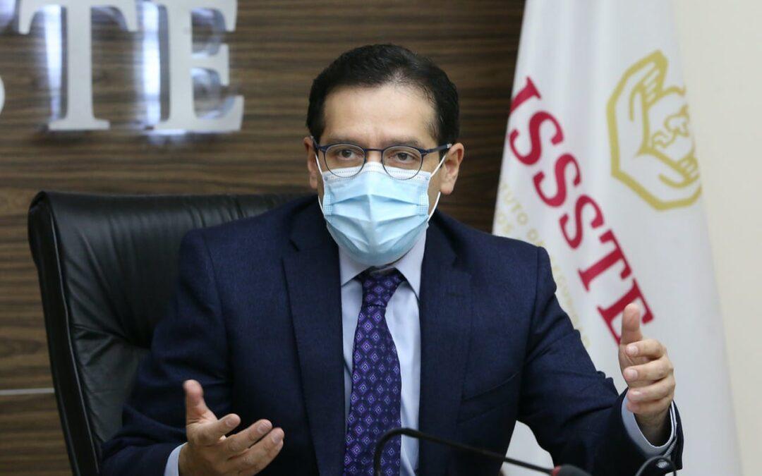 Realiza ISSSTE más de 100 trasplantes durante la pandemia