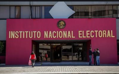 Define INE uso de aplicación móvil para constitución de nuevos partidos