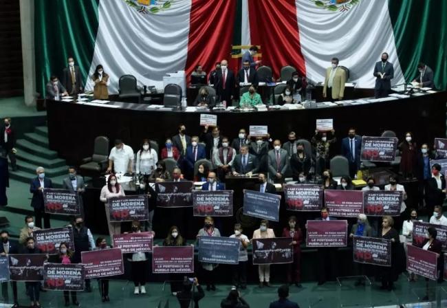 Diputados aprueban y remiten al Senado Reforma Eléctrica