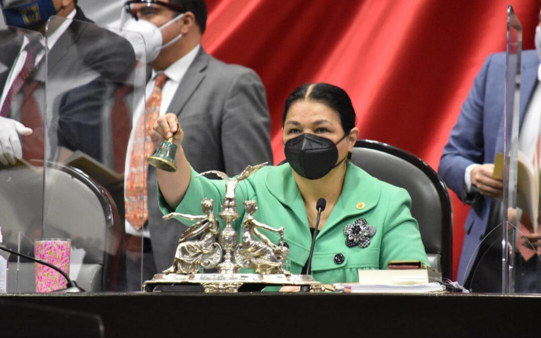 Diputados emiten declaratoria de reforma al Poder Judicial