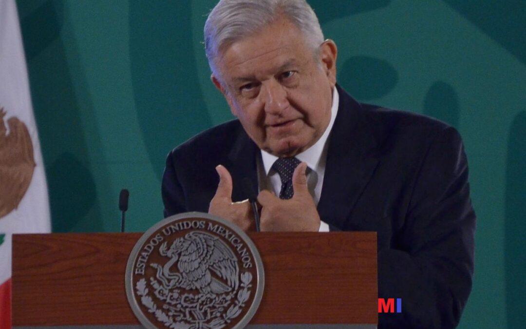 Estoy de acuerdo en la reforma y tengo confianza al Presidente de la Corte.- AMLO
