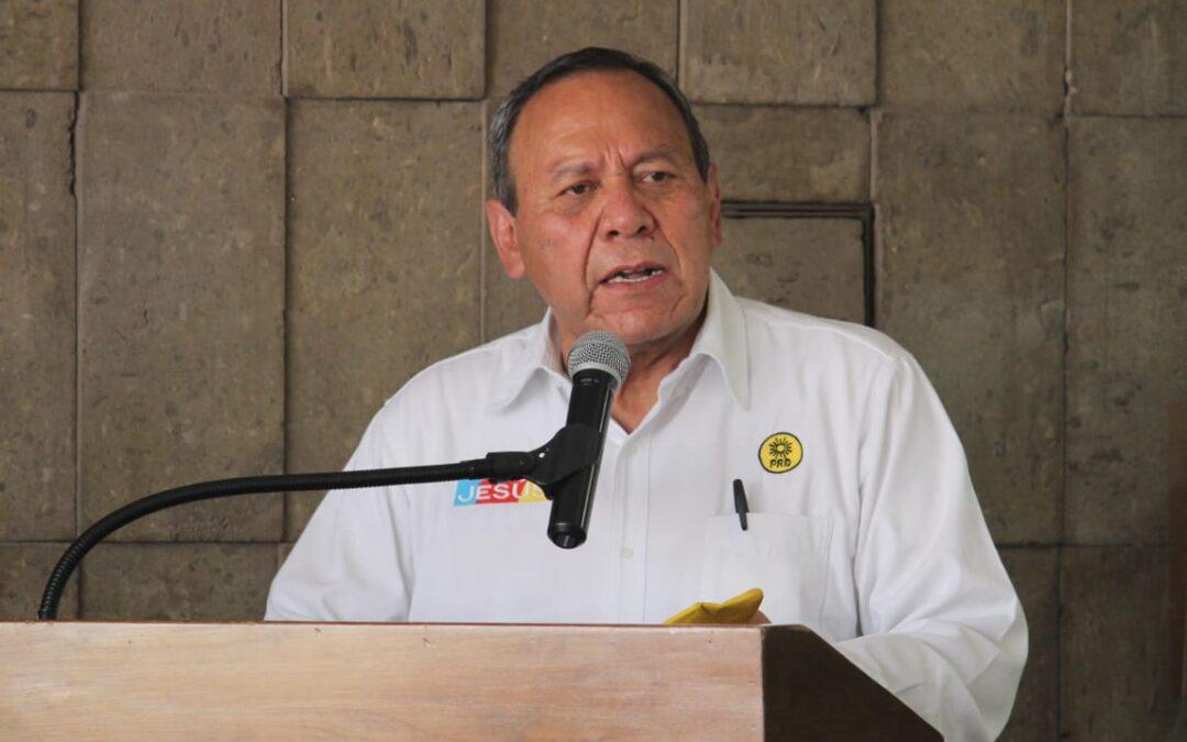 No permitir siga desgobierno en Baja California, pide Zambrano