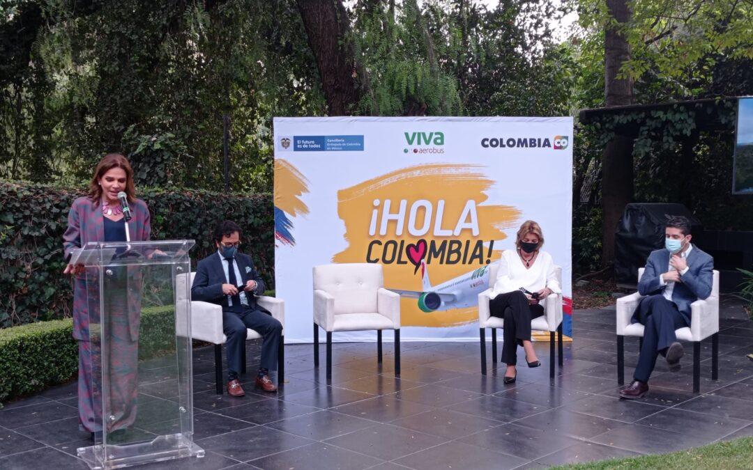 Anuncia Viva Aerobus su nuevo vuelo Ciudad de México-Bogotá