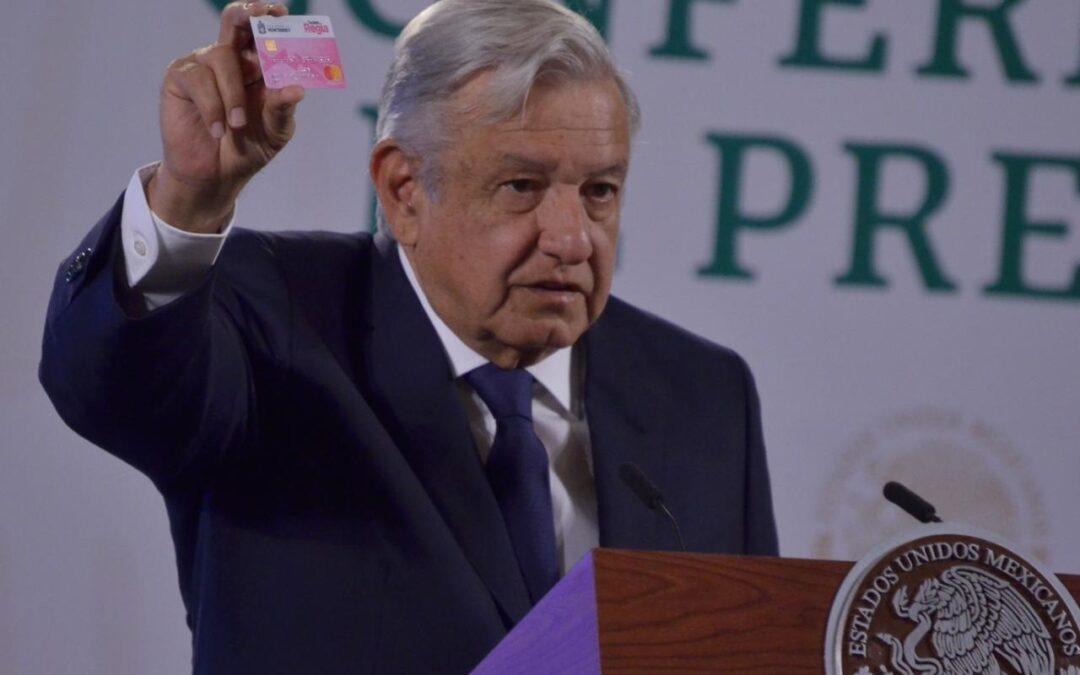 Tarjetas rosas en NL es motivo de sanción y no hacen nada.- López Obrador