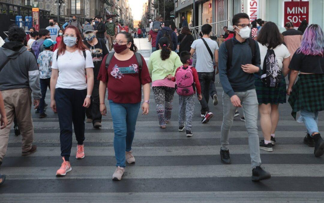 Este viernes presentará Salud nuevo Semáforo de Riesgo Epidémico