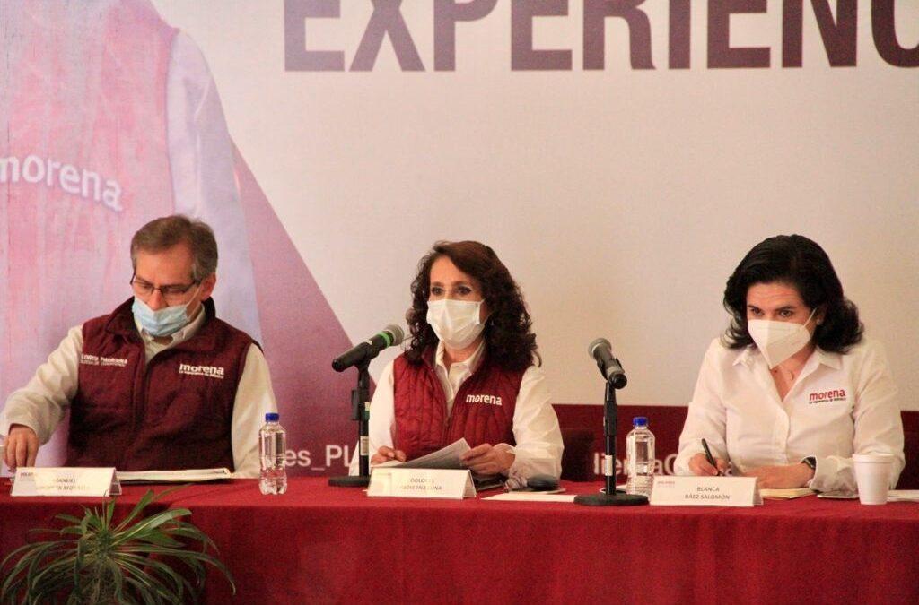 Si gana Padierna, Manuel Oropeza será su secretario de Gobierno