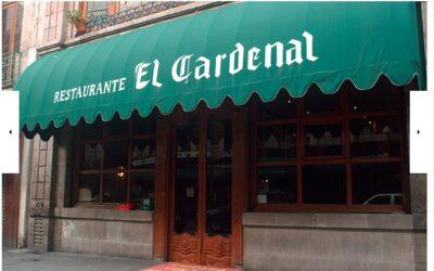 CANIRAC galardona como  empresario del año a Tito  de restaurantes El Cardenal