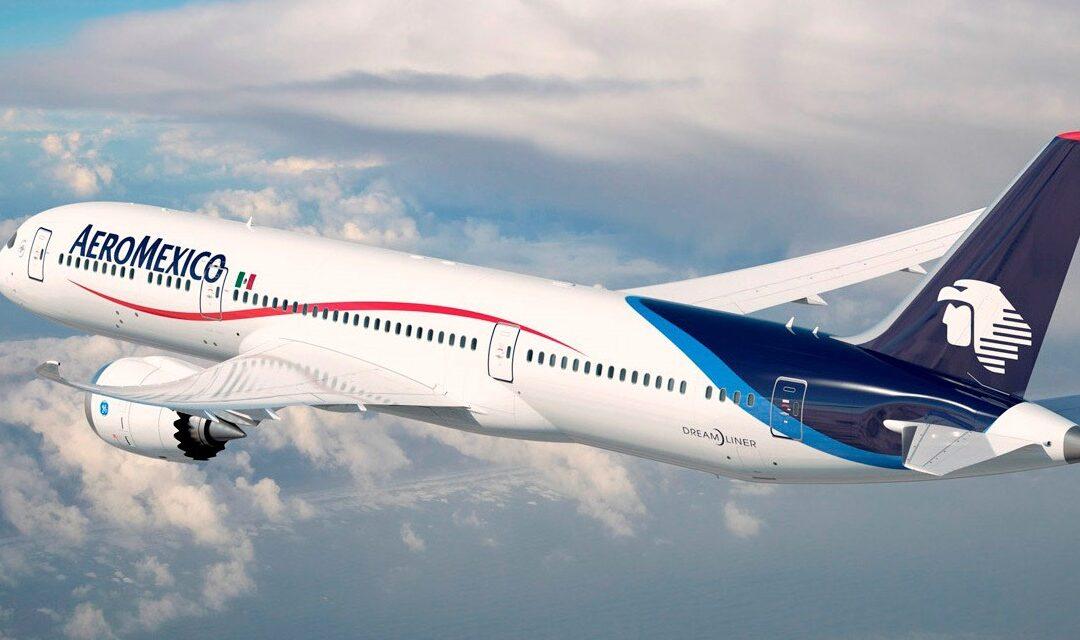 Para verano habrá 820 mil 928 asientos de avión Europa a México