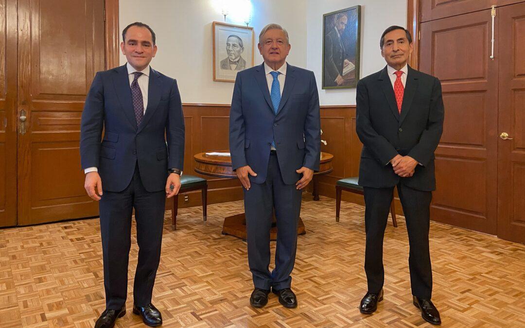 Propone AMLO a Arturo Herrera al Banco de México