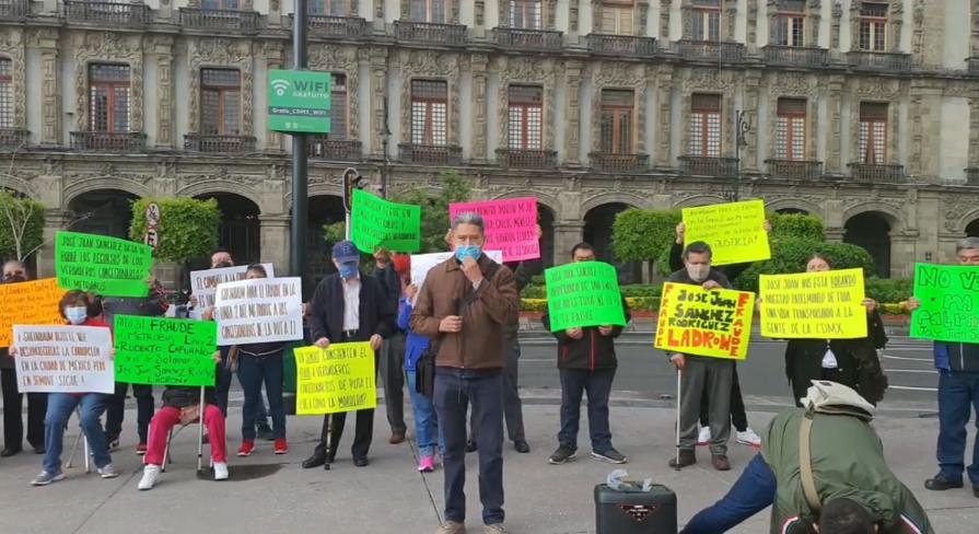 Exigen a Sheinbaum erradicar corrupción en Semovi y Metrobús