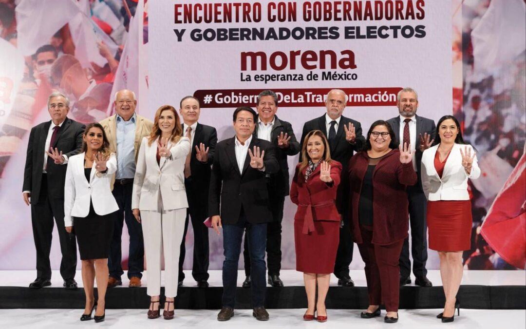Se acabó la CONAGO como instrumento de politiquería: Morena y gobernadores electos