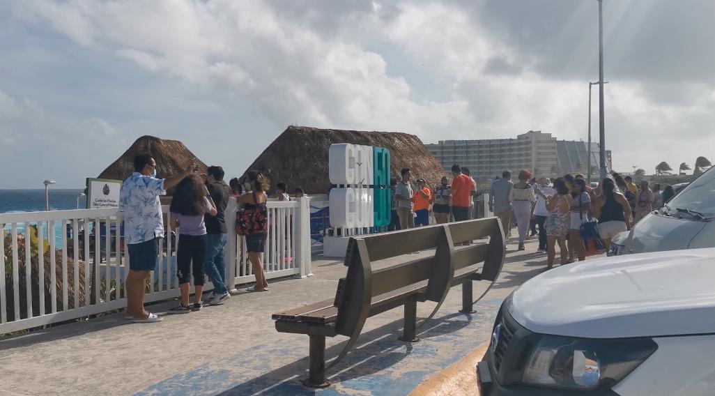 Más de 140 mil turistas los que actualmente permanecen en QRoo